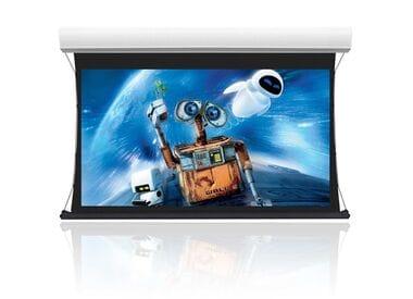 """Моторизованный экран для проектора Cinemax Premium 72"""" (146x110 см) - 4:3 - Gain 0.8 - HCG"""